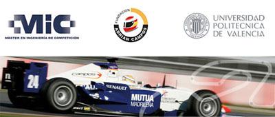 I Jornada de Ingeniería en la Formula 1
