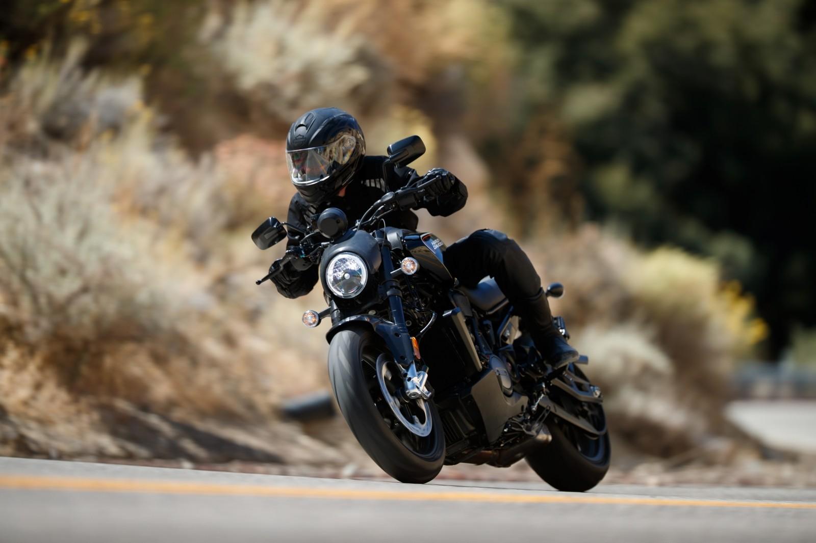 Foto de Harley-Davidson Bronx 2020 (11/16)