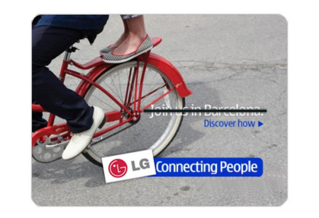 LG tampoco formará parte del Mobile World Congress