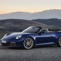 Porsche 911 (992) Cabriolet: La leyenda se quita el techo para su octava generación