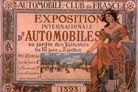Los años que cambiaron para siempre el Salón del Automóvil de París