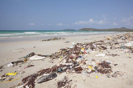 Playa Contaminada