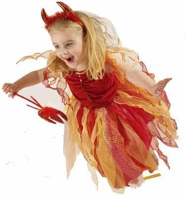 Recomendaciones para los disfraces de Halloween