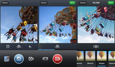 Instagram: llegan los vídeos con filtros