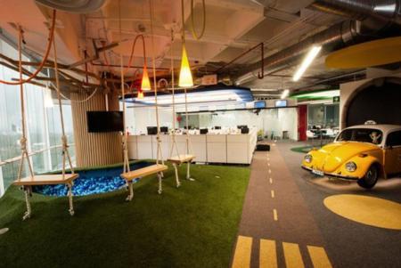 Visita la oficinas de Google en México y ya conocerás todo México D.F.