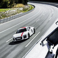 Audi R8 V10 RWS, así son las 999 unidades de este tracción trasera para puristas
