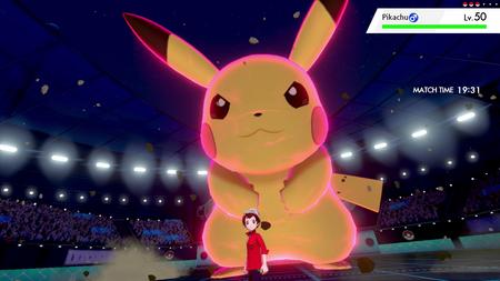 Swsh Prerelease Dynamax Pikachu 1