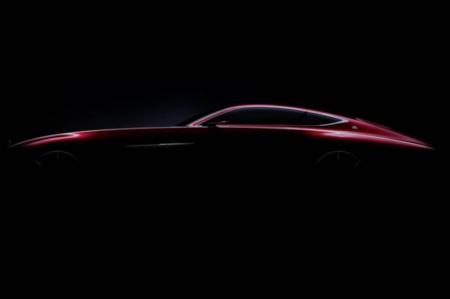 ¡No sé qué es pero lo quiero ya! Mercedes mostró un adelanto de un posible Maybach coupé