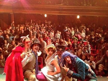 El gran libro mágico en el Teatro La Latina de Madrid hasta el 11 de enero de 2015