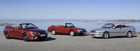 Hace 25 años se lanzó el primer Saab Cabrio, una historia de éxitos