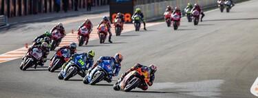 MotoGP Valencia 2020: Horarios, favoritos y dónde ver las carreras en directo