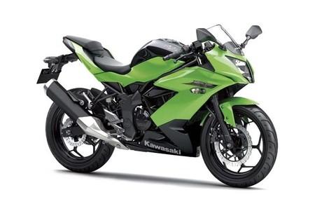 Kawasaki Ninja 250RR, sólo para el mercado asiático
