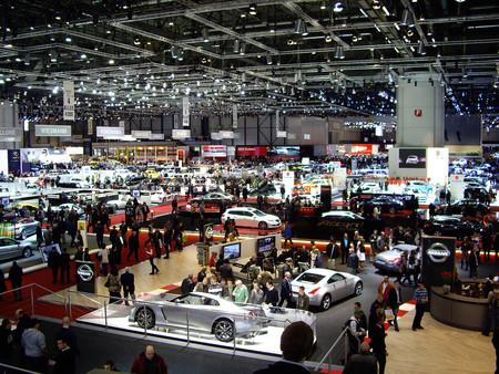Salón de Ginebra el futuro de los salones de coches