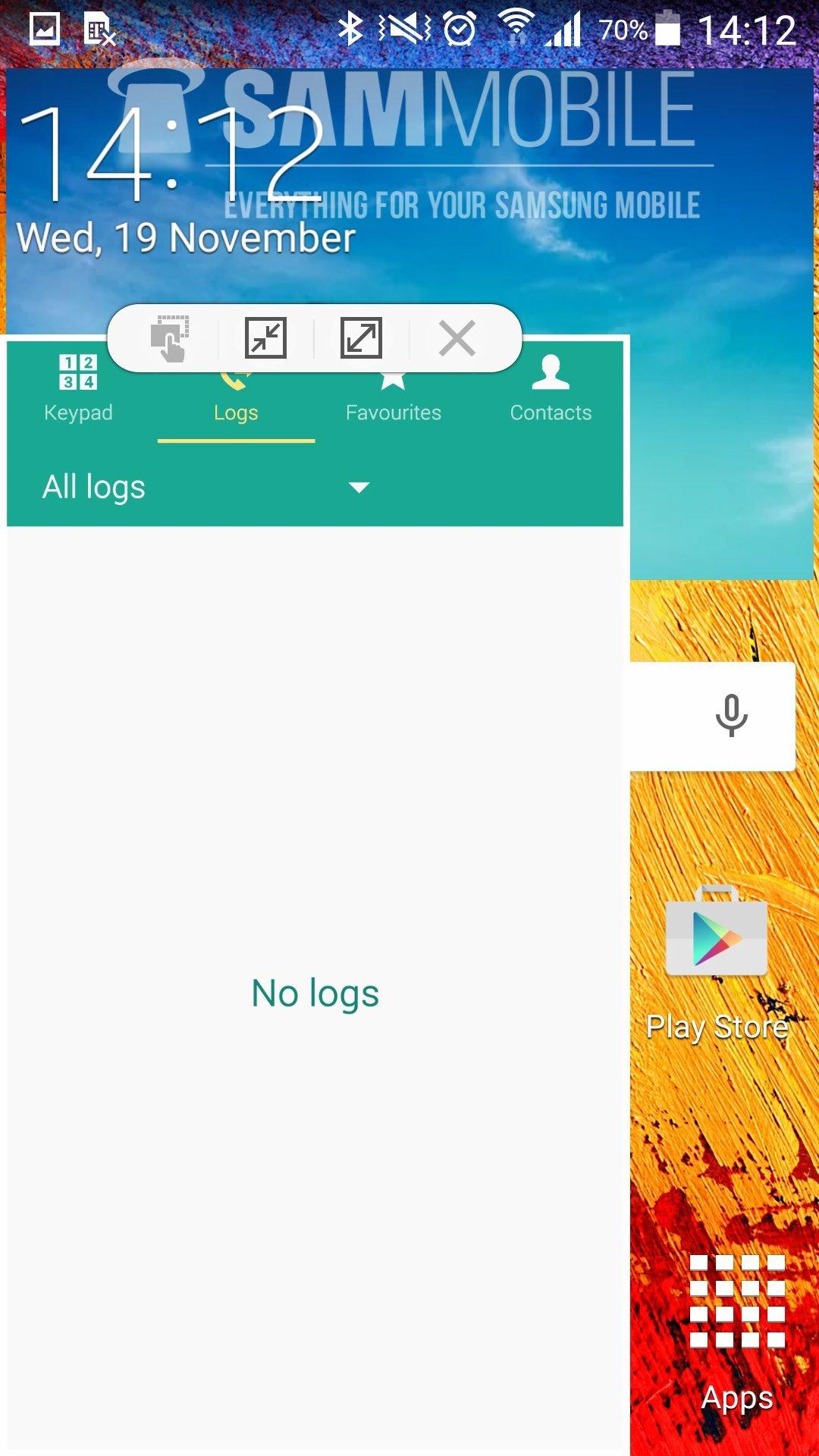 Foto de Android 5.0 Lollipop para Samsung Galaxy Note 3 (3/9)