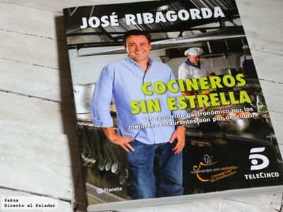 Cocineros sin estrella. Libro de cocina