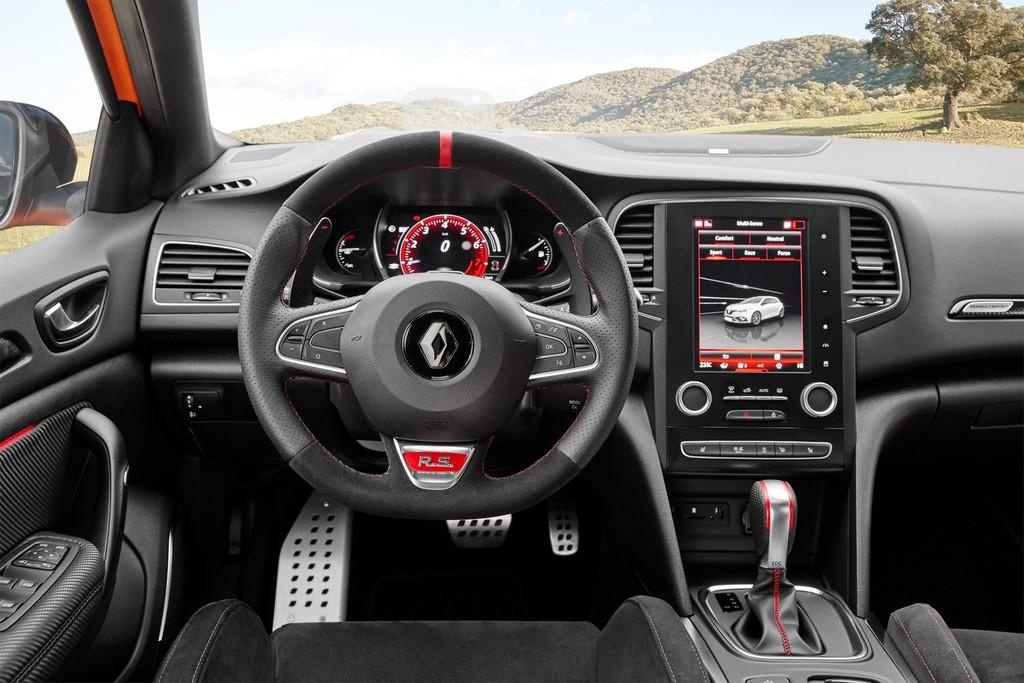 Renault Megane Rs 2018 220