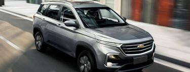 El Chevrolet Captiva 2022 confirma su llegada a México y adelanta algunos detalles