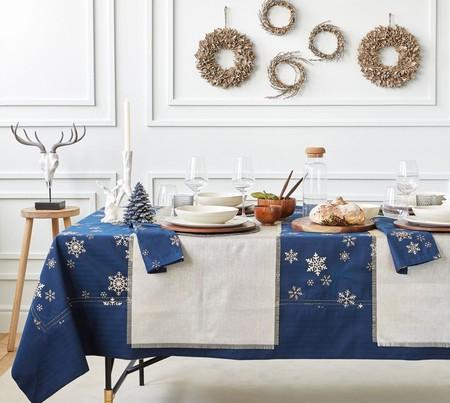 Nueve complementos para conseguir una espectacular mesa Navideña: edición Christmas, de Zara Home