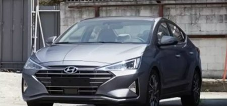 ¡Espiado! El nuevo Hyundai Elantra luce más anguloso que nunca