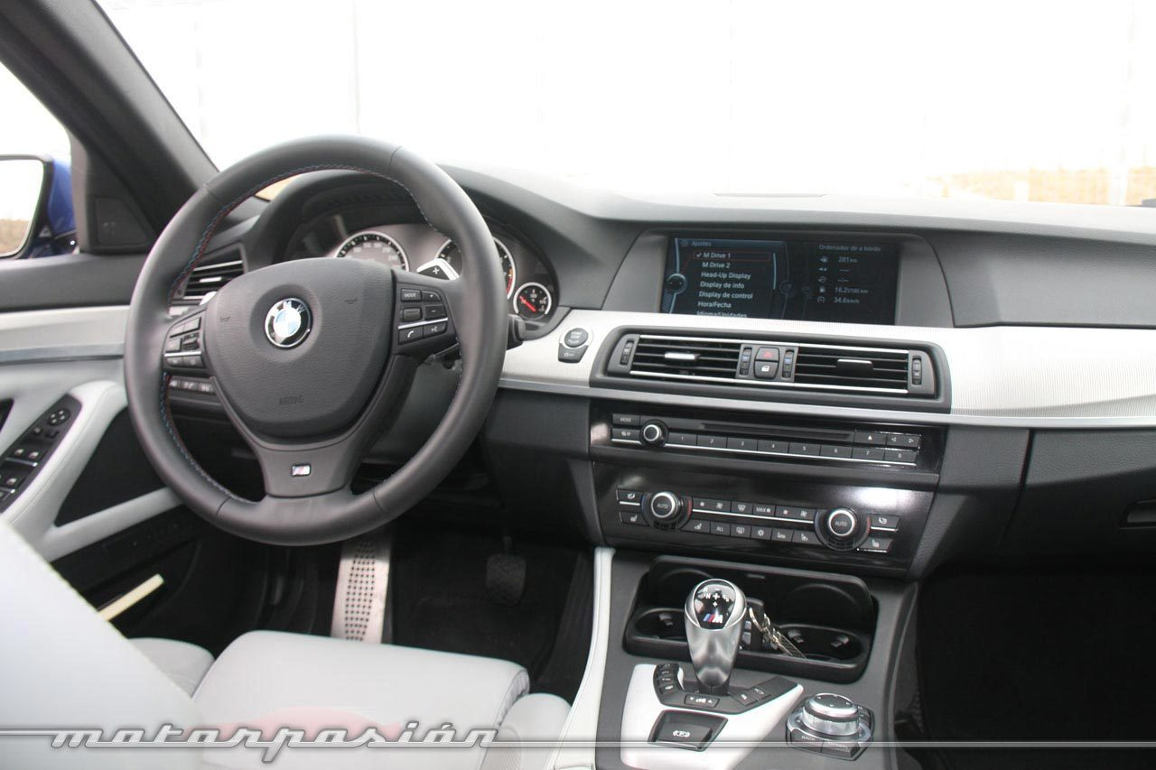 Foto de BMW M5 (Prueba) (68/136)
