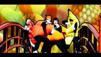 'Fruit Ninja Kinect'. Su tráiler es coñero y flipado a partes iguales. No os lo perdáis