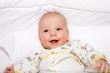 La primera sonrisa del bebé
