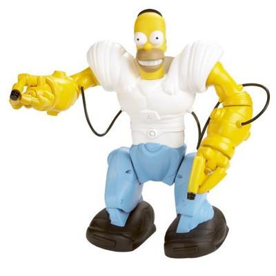 Homersapien, el robot más tonto de Springfield