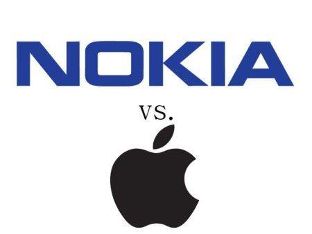 Nokia demanda a Apple nuevamente por violación de 13 patentes