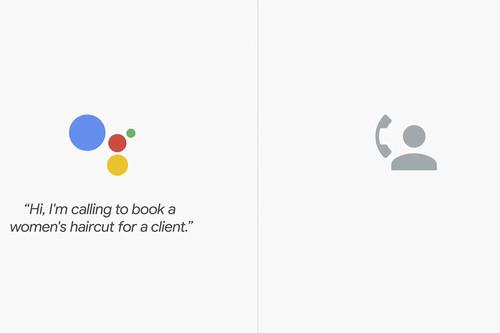 Así de naturales son las llamadas que Google Assistant hará por ti para reservar en un restaurante o pedir cita en la peluquería