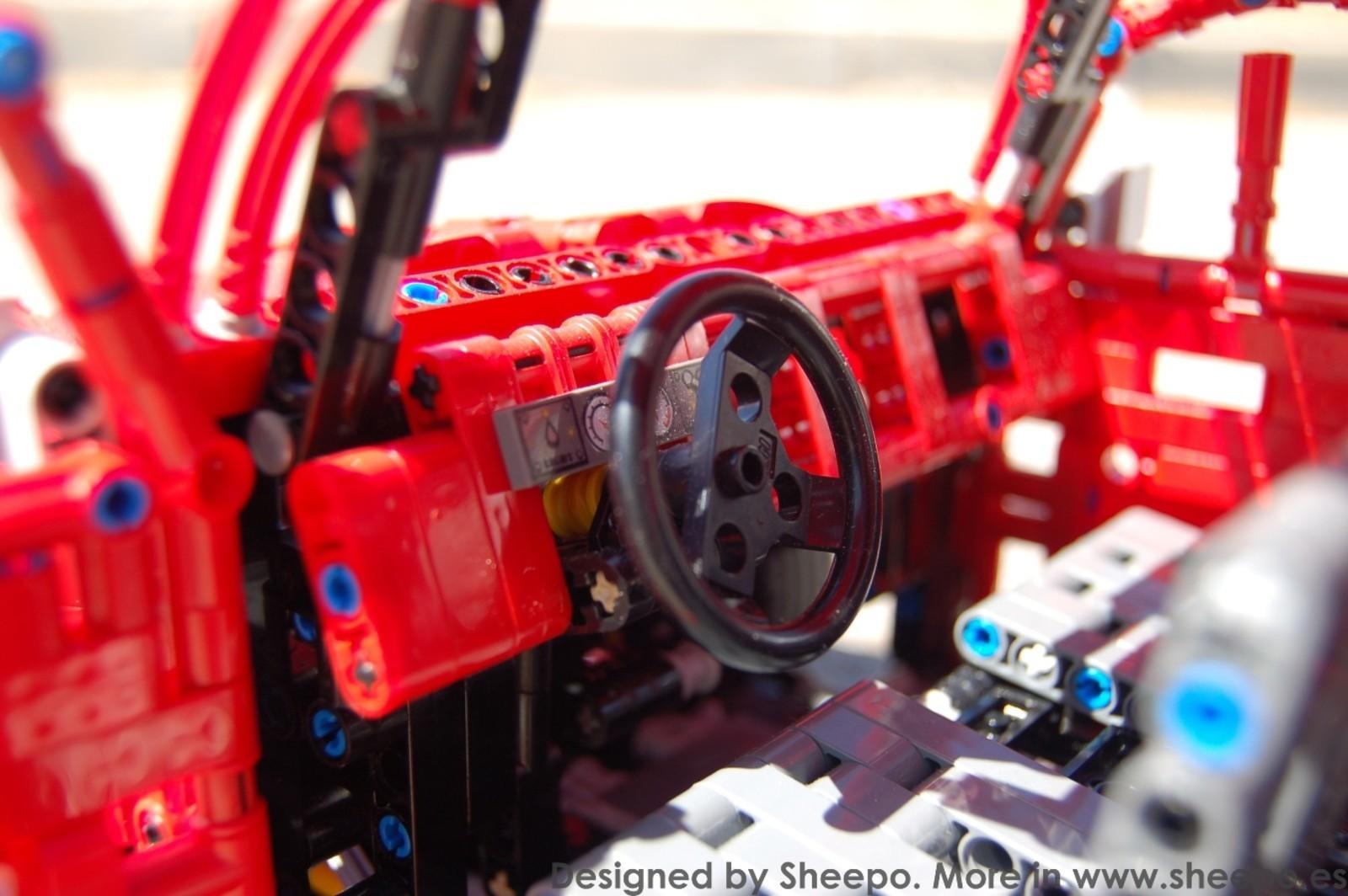 Diseños de Sheepo en Lego