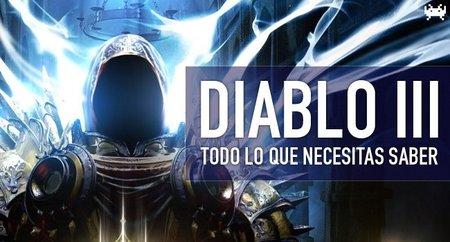 'Diablo III', todo lo que necesitas saber