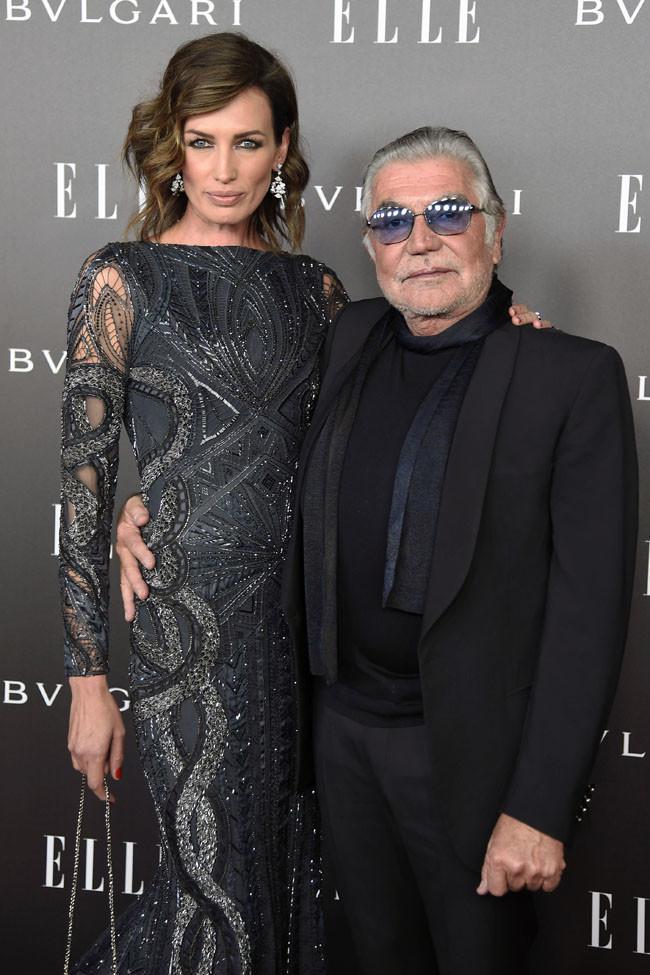 Elle Style Awards 2014 Madrid Nieves Álvarez Roberto Cavalli