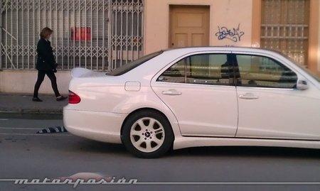 Mercedes Clase E Dolorpasion