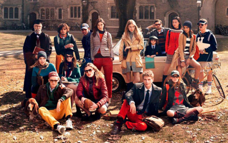 Tommy Hilfiger campaña Otoño-Invierno 2013/2014: cärpe-díem mañana