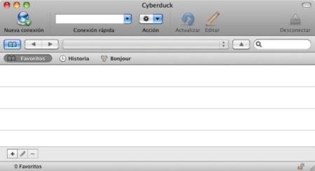 Cyberduck 3.3 llega optimizado para Snow Leopard