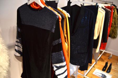 HM fiesta vestidos studio Paris Invierno 2014