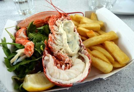 Lobster N Chips