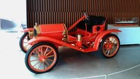 La historia del Brush Runabout D24, el coche que nunca estuvo en el Titanic