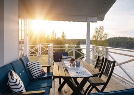 Una preciosa casa a la venta en Suecia