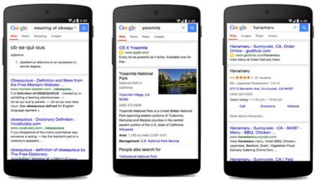 Optimización de Google