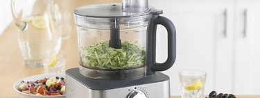 Siete recetas para sacar partido al procesador de alimentos o robot de cocina (y siete modelos de oferta)