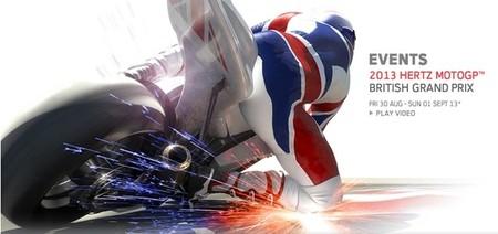 MotoGP Gran Bretaña 2013: Silverstone, el paraguas y el té de las cinco