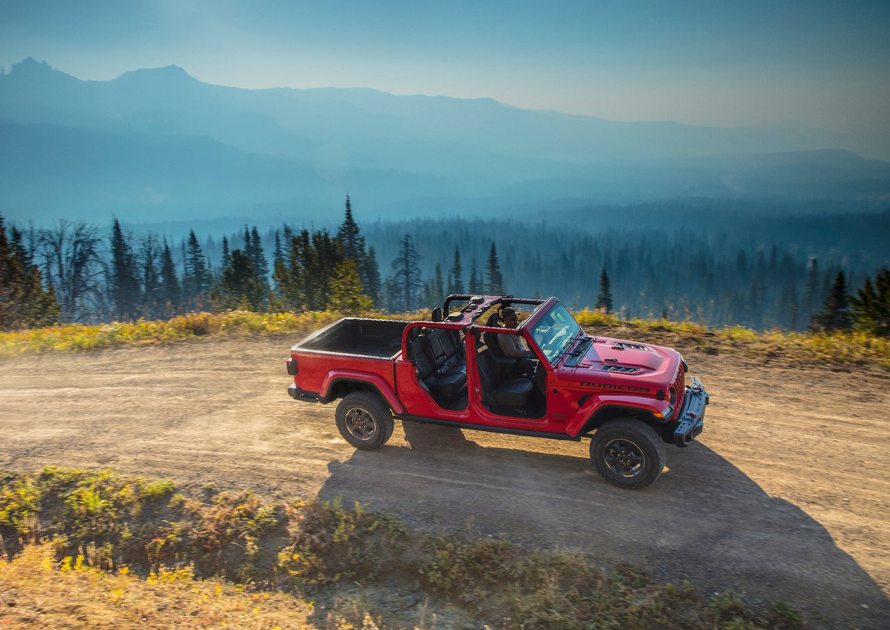 Foto de Jeep Gladiator 2020 (47/51)