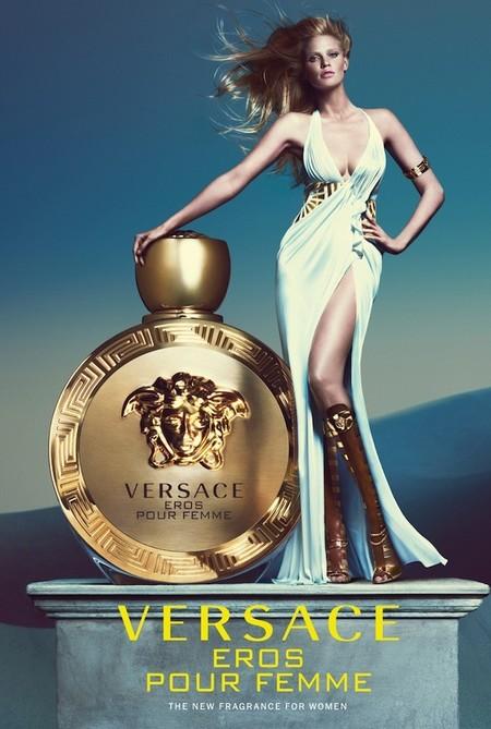 Eros es más que un Dios, es el nuevo perfume de Versace