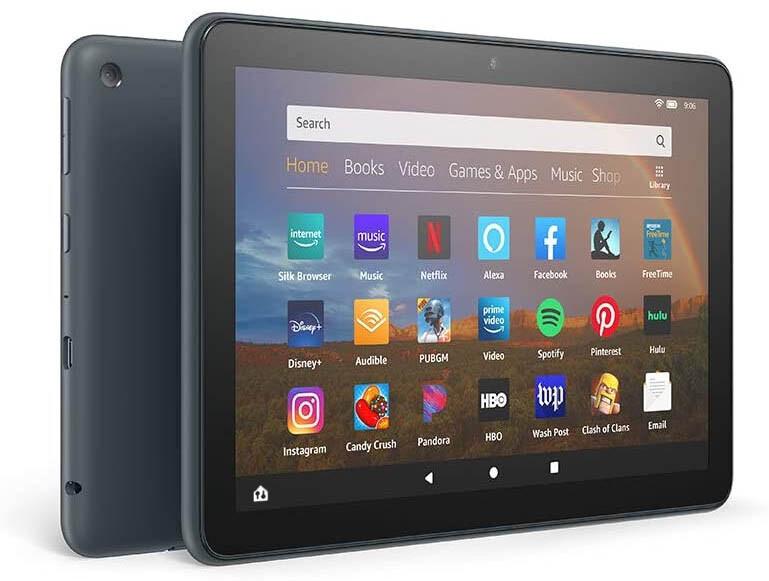 Amazon transforma a sus tabletas en el centro del hogar conectado con la última actualización