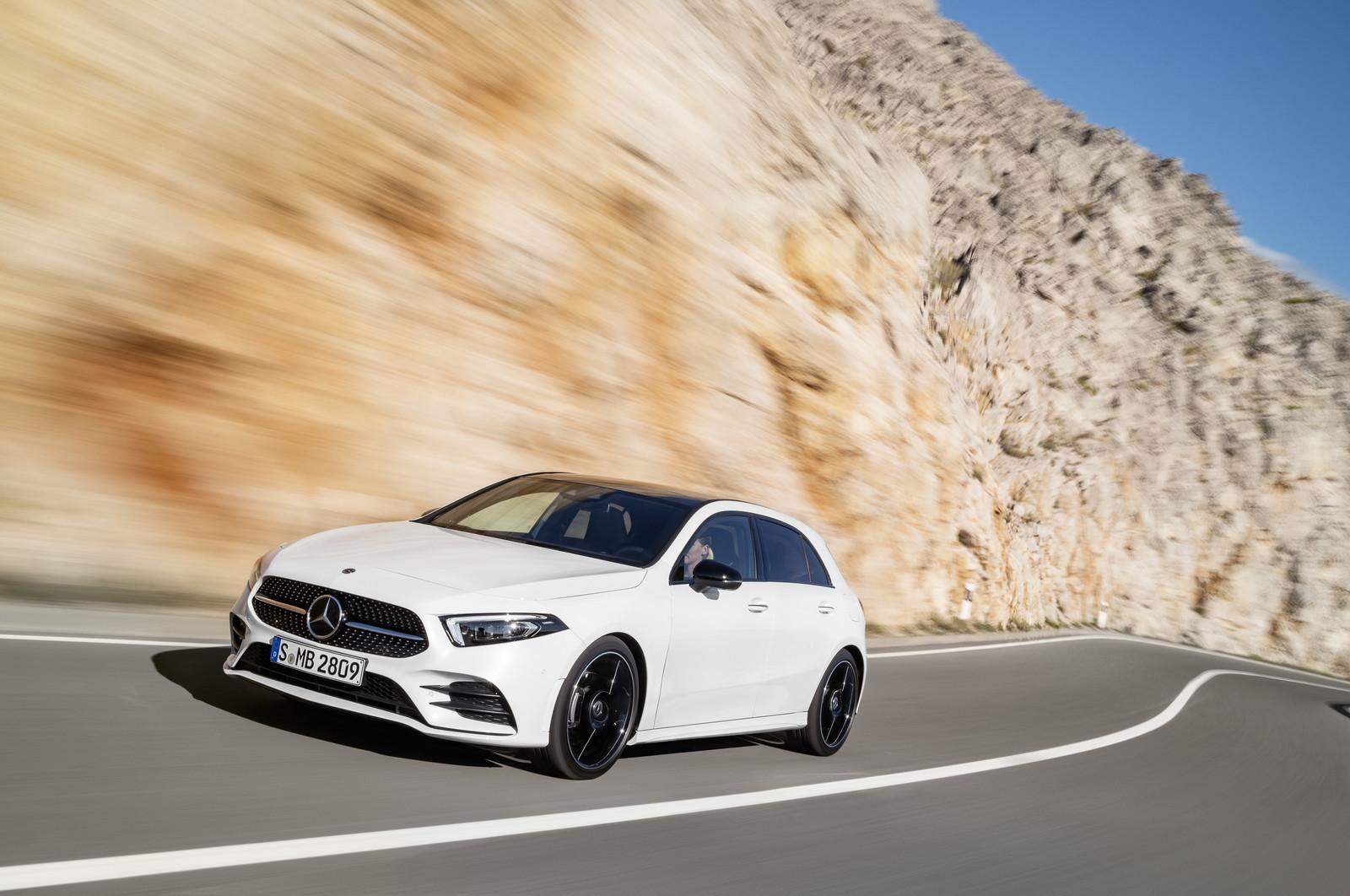 Foto de Mercedes-Benz Clase A 2018 (13/139)