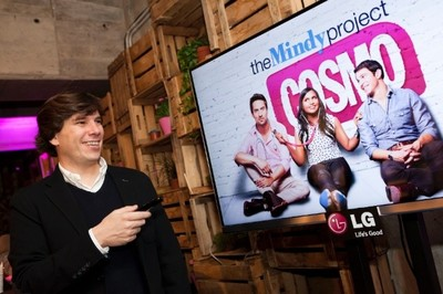 COSMO TV aterriza en los Smart TV de LG