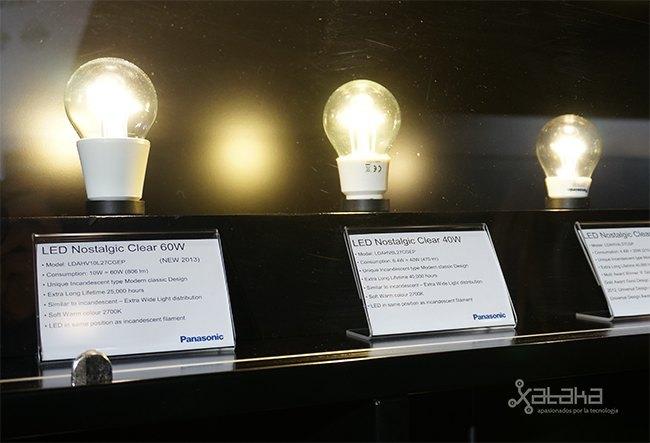 Bombillas LED Panasonic