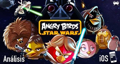 'Angry Birds Star Wars' para iOS: análisis