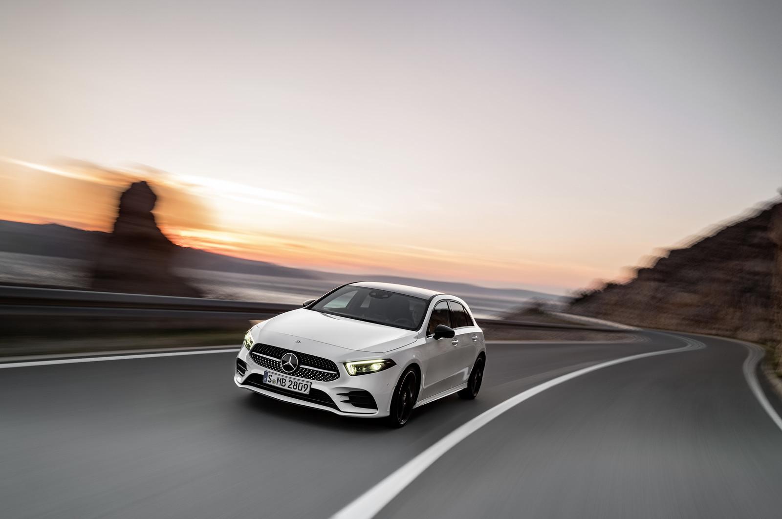 Foto de Mercedes-Benz Clase A 2018 (17/139)